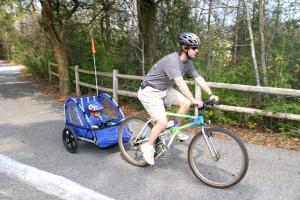 Best kids bike trailers - Cycle Sprog