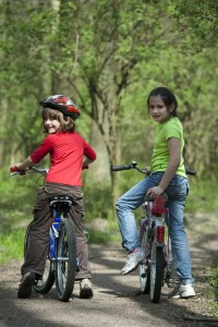 Should my child wear a bike helmet?