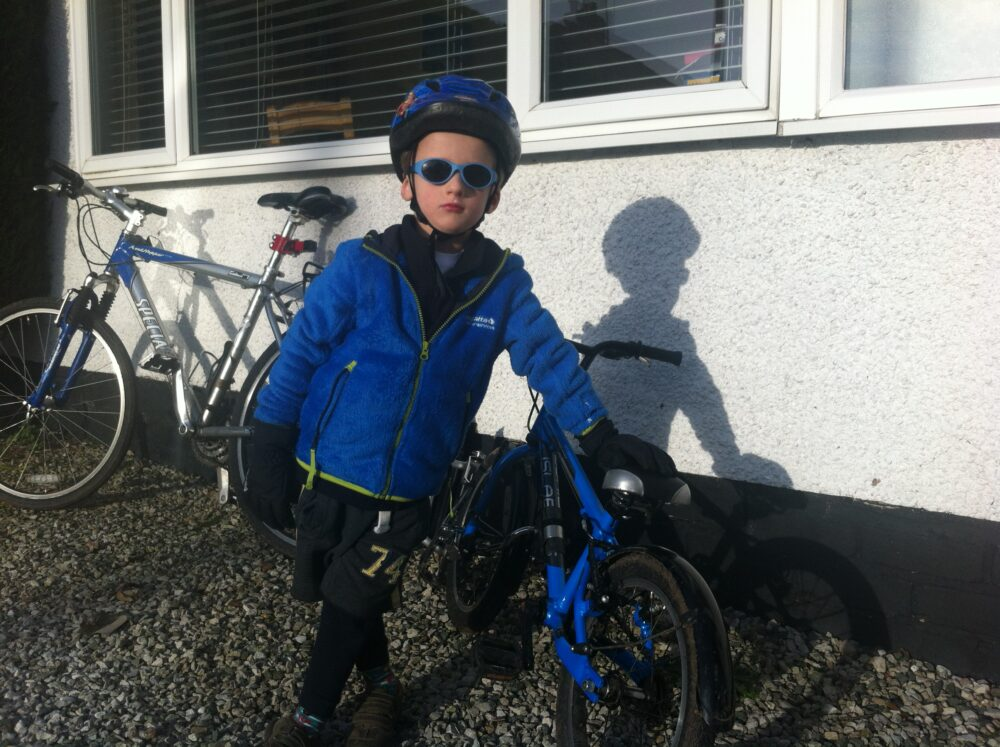 What's so good about Islabikes? We review the Cnoc 16 Isla Bike for a 4 year old