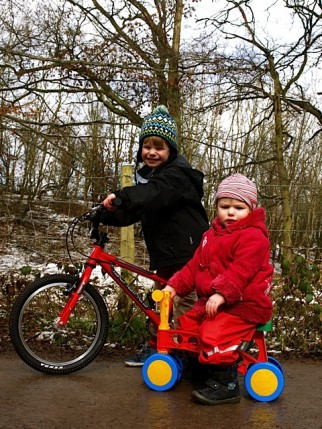 Toddlebike review - how good is a toddlebike at teaching balance?