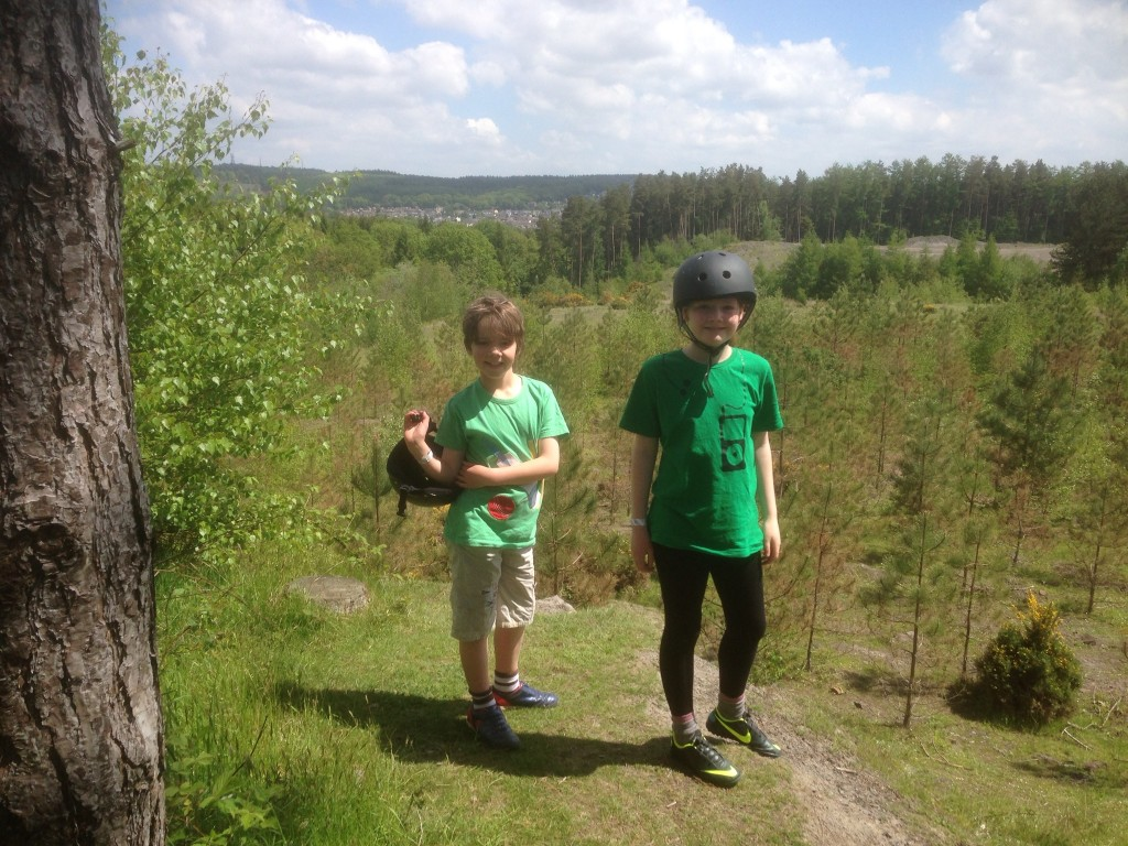 Forest of Dean bike ride for all the family