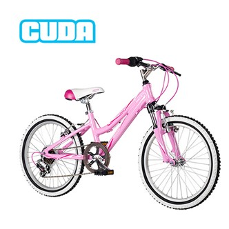 "Review of Barracuda Cuda XC sport 24"" junior front suspension mountain bike for girls and boys"