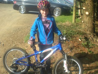 Cyclo-cross for kids in Wales