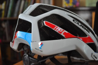 Cube mountain bike helmet