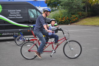 Bikes for families come in all shapes and sizes