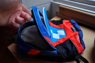 Cube bike rucksack