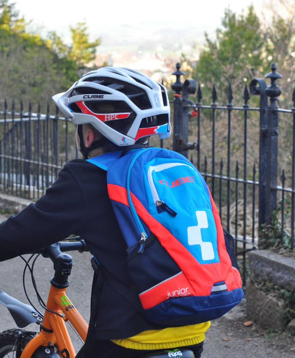 Cycle Sprog Cube Junior rucksack review