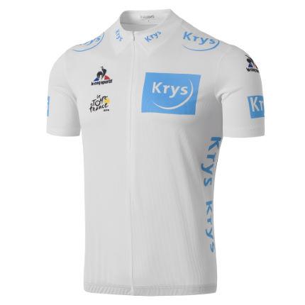 Tour de France White Jersey
