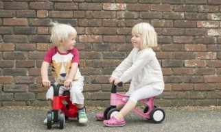 A Toddlebike is one of the best ways to get your 1 year old ready to ride a bike