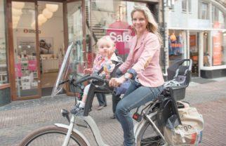 Polisport Bilby front bike seat