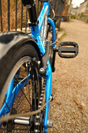 How to prepare an old Islabike for selling secondhand