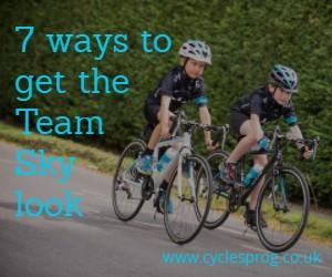 7 ways to get the Team Sky look