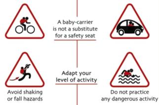 Sling safety advice