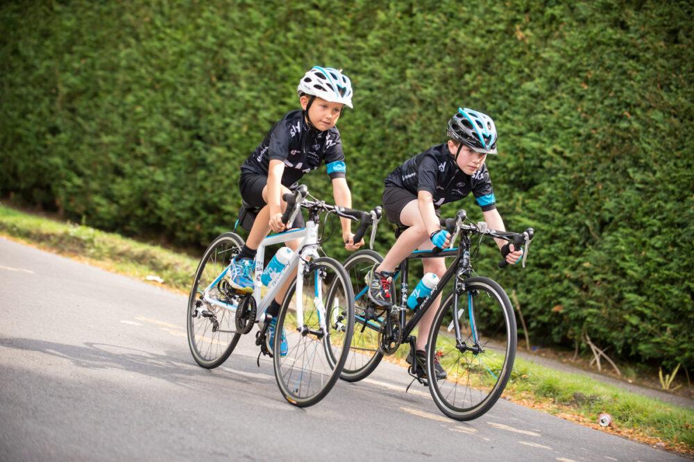 Team Sky kids bikes, jerseys and accessories