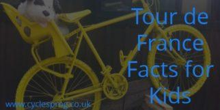 Tour de France Facts for Kids