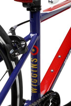 Bradley Wiggins Kids Road bikes have low seat stays