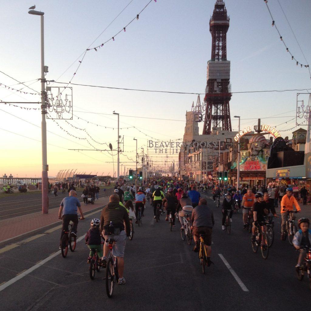 Blackpool Ride the Lights - August