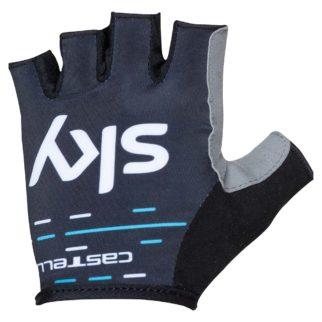 Castelli Team Sky kids cycling gloves 2017
