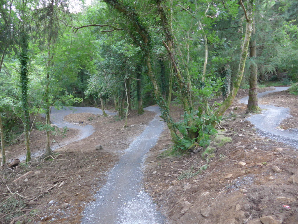 What makes a good MTB trail for kids?