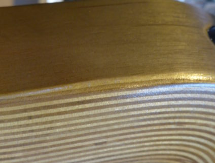 Detailing on the Early Rider Bonsai Balance BIke