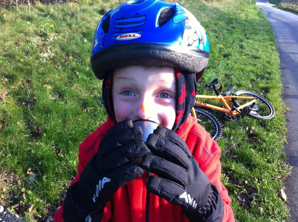45bd61023 Children's Winter Cycling Gloves 2019 - keep small hands warm