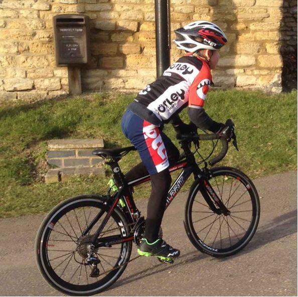Culprit Junior One kids road racing bike