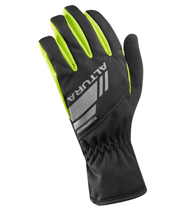Altura Night Vision 3 kids winter cycling gloves