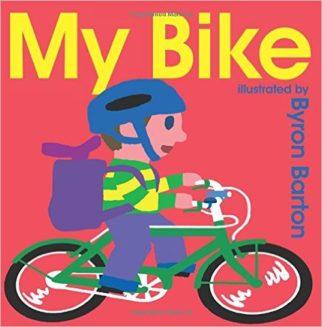 My bike picutre book
