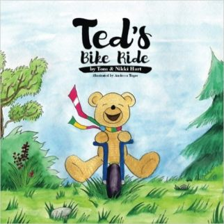 Ted's Bike Ride picture book