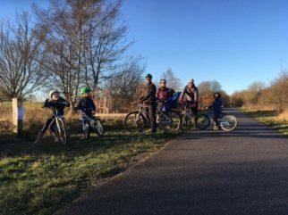 Harrogate to Ripley family cycle ride