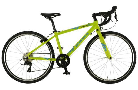 Secondhand kids cyclocross bikes - Dawes Academy CX 24 is a good choice