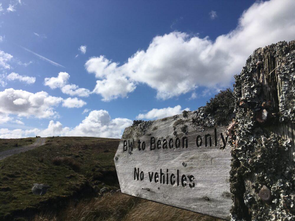 Yorkshire Dales bridleway