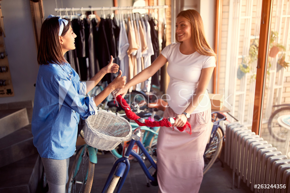 Is it safe to cycle while pregnant? PREVIEW