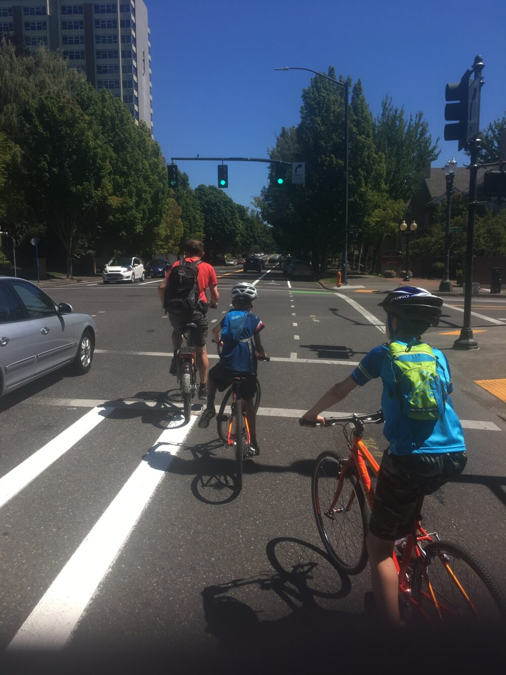 Cycling infrastructure in Portland, Oregon