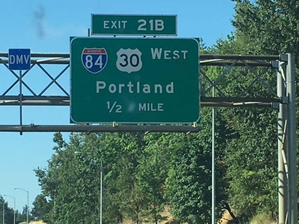 Welcome to Portland Oregon Cycling capital of the USA