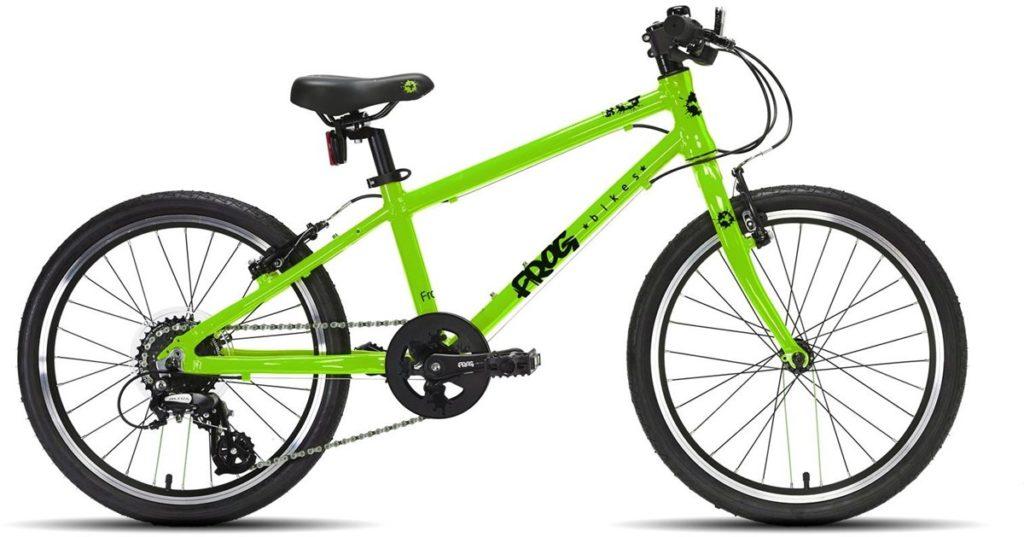 Leasing a kids bike - Frog 55 kids bike