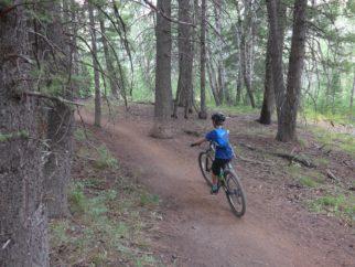 Shadyside Trail Ketchum Sun Valley Idaho