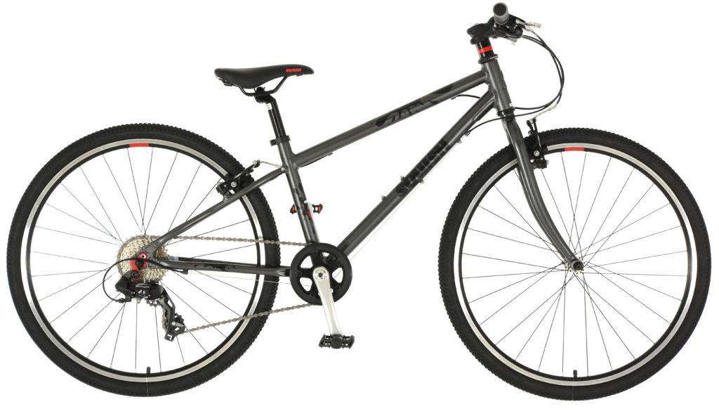 """best kids 26"""" wheel hybrid bikes - Squish 26 in grey"""