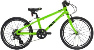 "Frog 52 - 20"" wheel kids bike - one of the best bikes for a 6 year old child"