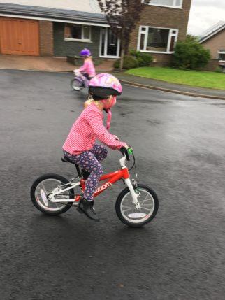 "Woom 2 review - 14"" wheel kids bike"