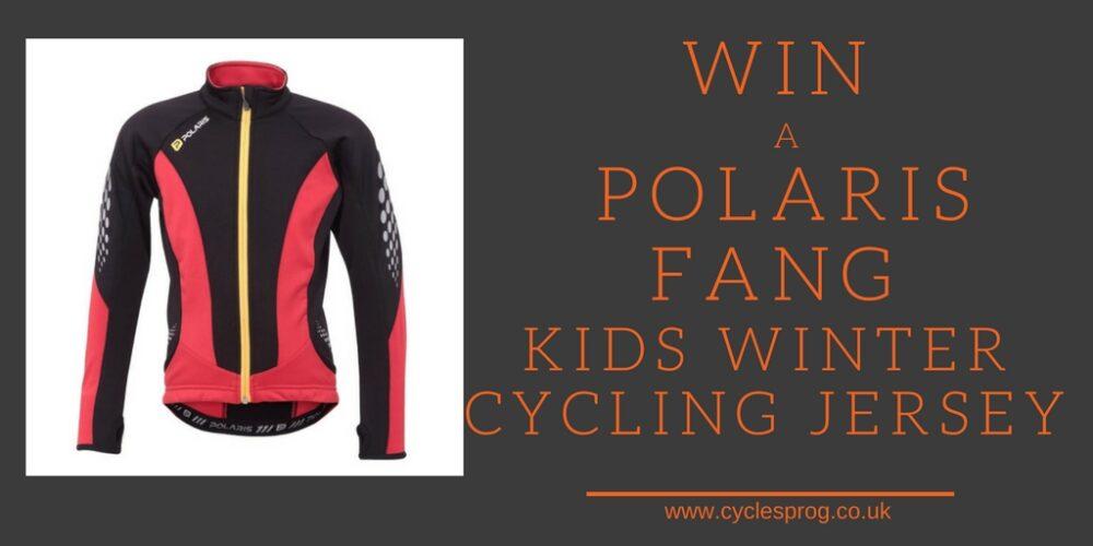 ea93714f2 Win a Polaris Fang kids winter cycling jersey - Cycle Sprog