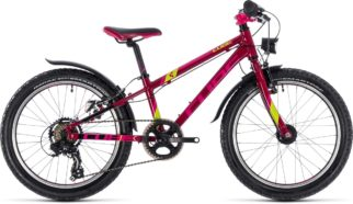 Cube Kid Girl 200 All Road bike is one of the best bikes for a 6 year old girl