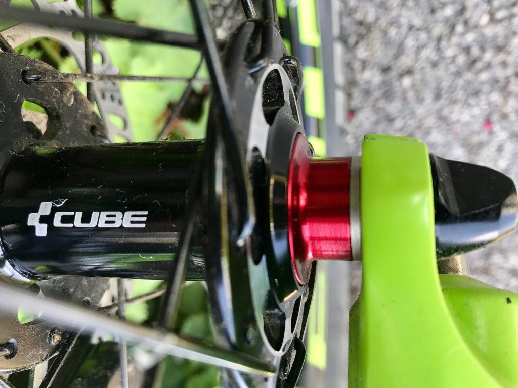 Cube Kid 240SL reviews - lovely hubs