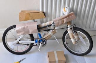"Review of the Woom 3 16"" wheel kids bike"