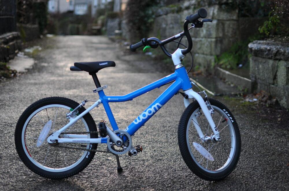 3831e99d3d9 Woom 3 bike review - a quality 16