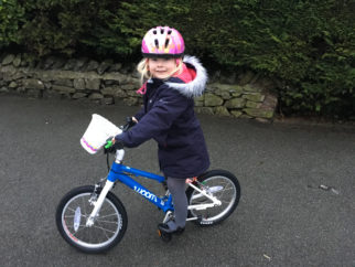 """Woom 3 review - putting this quality kids 16"""" wheel bike to the test"""