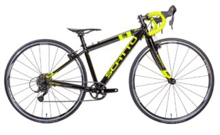 Scatto JC28 700c kids cyclo-cross bike - a good choice for a secondhand race ready bike