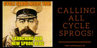 Cycle Sprog Blog launch