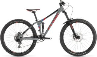 """Cube Stereo 140 Youth is one of the best 27.5"""" kids MTB's around"""