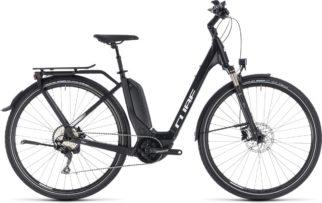Cube Touring Hybrid Pro 400 2018 easy entry urban e-bike